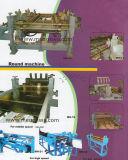 Máquina de pulir para la hoja de Gavanized