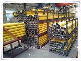 Tubo di alluminio quadrato e rotondo dell'espulsione per il materiale di Indurstry