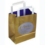 La aduana de la alta calidad impresa se levanta los bolsos de compras (FLL-8314)
