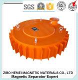 Серии Rcdb-6-T2 сушат электромагнитный сепаратор для извлекать утюг от пороховидных или массивнейших немагнитных материалов