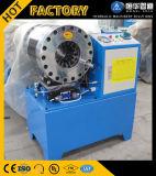 3 Jahre der Garantie-, das bescheinigte Cer, ISO 9001 bespritzen quetschverbindenmaschine mit einem Schlauch