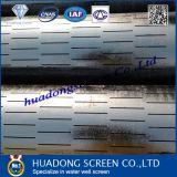 Tubo scanalato dell'acciaio inossidabile 304/tubo fodera della scanalatura
