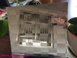 Unframed Händlerpreis-transparenter Hauptspiegel mit flachem Polierrand