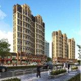 Hochhaus-Wohngebäude-Entwurf mit Qualität