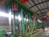 Bobina de aço de aço e galvanizada galvanizada