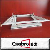 Porte de trappe en aluminium étanche à l'humidité de plafond de carreau d'accès avec le blocage Ap7720 de glissière