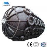 حاجز بحريّة هوائيّة مطّاطة مع يغلفن سلسلة وإطار العجلة يجعل في الصين