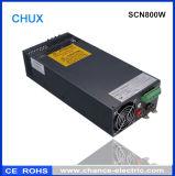 Scn 800W Ein-Outputschaltungs-Stromversorgung (SCN800W-24V)