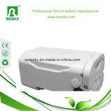 36V 10ah het Kleine Pak van de Batterij van de Kikker Li-Ionen voor de Fiets MTB van de Stad