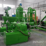 세륨 ISO9001 SGS 높은 자동 폐기물 / 사용 타이어 재활용 생산 기계 타이어 분쇄기 기계