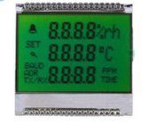 Affichage à cristaux liquides de Stn pour l'état d'air/Stn gris LCD/LCD pour l'état emballé d'air
