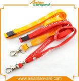 Concevoir la lanière en fonction du client de transfert thermique de promotion