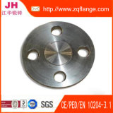 Flangia del acciaio al carbonio del collo della saldatura di DIN2631 Pn16
