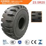 Dalla fabbrica destra fuori dal pneumatico liscio di estrazione mineraria OTR del pneumatico della strada (23.5-25)