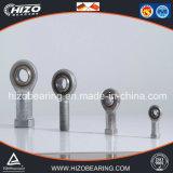 Rodamiento de bolitas de la pieza inserta del acero inoxidable del alto rendimiento con la casa plástica de la cubierta/del hierro (SA/SB204/205/206/207/208/209/210)