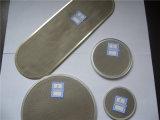 水、ゴム、オイル、化学薬品、薬、冶金学、機械装置のろ過のためのフィルターDsic