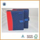 Unità di elaborazione superiore Leather Notebook di Custom con Factory Price (SDB-3023)