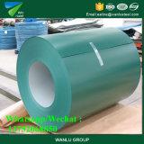 Heiße Ring-Fabrik des Verkaufs-0.12-1.0mm vorgestrichene galvanisierte Stahl-PPGI