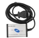 DA-Vina 2534 AutoScanner (de Goedgekeurde SAE J2534 pas-Thru Interface van de Jaguar Landrover)