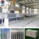 Machine de bâtiment de panneau de mur en béton