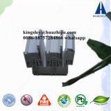Profil de guichet de glissement de PVC/UPVC avec la moustiquaire procurable