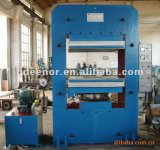 프레임 Type Vulcanizer 또는 Rubber Mat Heat Press
