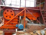 Steinzerquetschenpflanze, die Maschinen-Preis, Kiefer-Steinzerkleinerungsmaschine für Verkauf zerquetscht