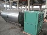 Tipo imediato tanque de refrigeração do leite do aço inoxidável 4000L