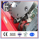 빠른 공구를 가진 세륨 CNC 유압 호스 주름을 잡는 기계