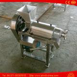 Da máquina vegetal do suco de fruta do aço inoxidável extrator industrial do suco
