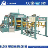 Machine de fabrication de brique Qt4-15 complètement automatique