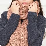 Женщин способа типа зимы оптовая продажа качества OEM фабрики создателя шарфа новых теплых акриловая