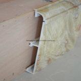 Riga di marmo artificiale dell'espulsore dell'espulsione di cartello del PVC di fabbricazione