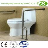 Zsがなす壁に取り付けられた浴室の角度のグラブ棒