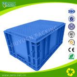Recipiente logístico da UE PP da cor azul resistente