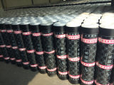 Membrane imperméable à l'eau auto-adhésive de toiture de HDPE