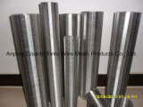 Acier inoxydable Johnson Écran / Wire Wrap Screen / Wedge Wire Screen Pipe