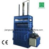 Máquina da prensa de empacotamento do papel Waste