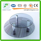 vidro Tempered de 3-25mm/vidro temperado/vidro recozido do vidro do vidro/segurança/porta com bordas de Polised