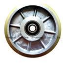 Thyssen 고속 가이드 바퀴