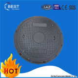A15 Round En124 SMC Composite Sewer Manhole Cover