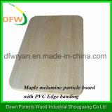 Доска частицы кольцевания края PVC цены высокого качества дешевая