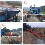 Pianta mobile della lavata dell'oro di Qingzhou con il migliore prezzo