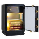 Coffre-fort électronique d'hôtel de DEL avec la qualité (D60)