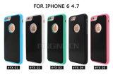 Волшебное антигравитационное iPhone аргументы за Selfie липкое 6/7 случаев 7plus