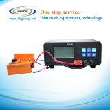 Verificador da resistência interna da tensão da bateria para o teste Bts-100 da bateria do Recharge