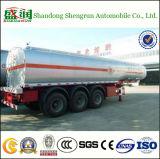 Axle 42000liters 3 топлива топливозаправщика нефти бака трейлер Semi
