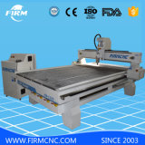Fresadora CNC de madeira 1300 * 2500mm (4'x8 ')