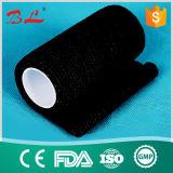 """atadura 4 """" * 5y flexível coesiva similar ao envoltório do veterinário de Coflex"""