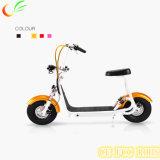 Motocicleta eléctrica adulta cargada 34kgs de los Cocos 800W de la ciudad
